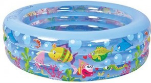 Piscina Gonflabila Jilong Aquarium 195x50cm