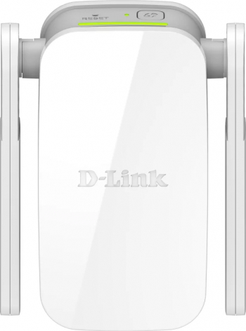 RANGE EXTENDER D-LINK wireless 1200Mbps 1 port 10/100Mbps 2 antene externe dual band AC1200 2.4GHz and and and 5GHz and  DAP-1610 and