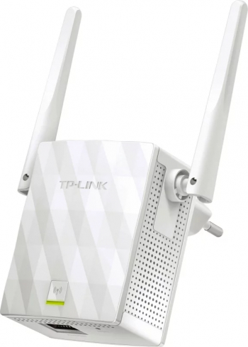 RANGE EXTENDER TP-LINK wireless 300Mbps 1 port 10/100Mbps 2 antene externe 2.4GHz and  TL-WA855RE and  include timbru verde 1.5 lei Routere