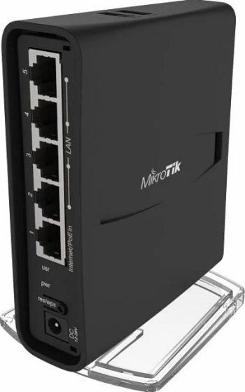 ROUTER MIKROTIK wireless 1200 Mbps USB pt 3G/4G dual band RBD52G-5HacD2HnD-TC Routere