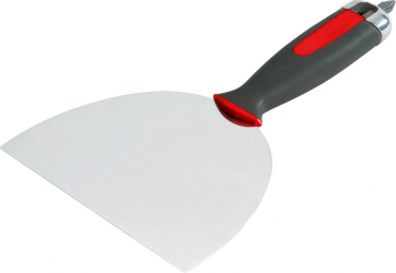 Spaclu Profesional cu Lama din Inox Flexibil si Bit Surubelnita 15 cm Scule constructii