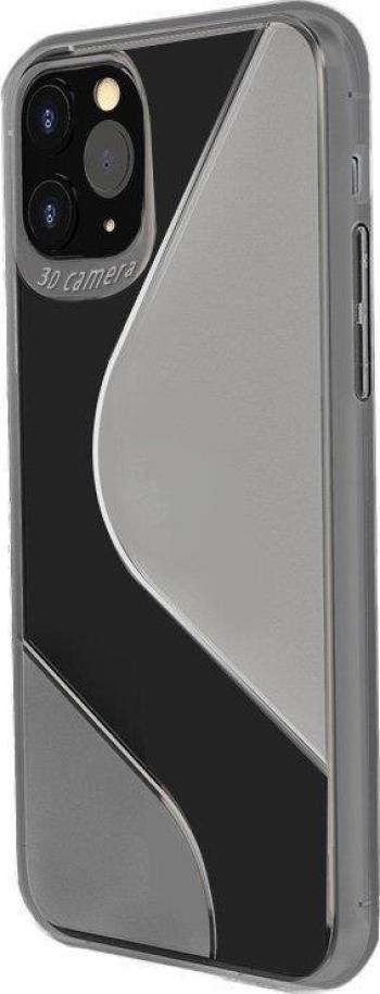 Husa de protectie S-Case Huawei P Smart 2020 Negru Huse Telefoane