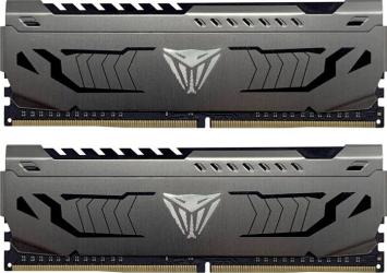 Kit Memorie Patriot Viper Steel 64GB 2x32GB DDR4 3600MHz CL18 1.35v Dual Channel