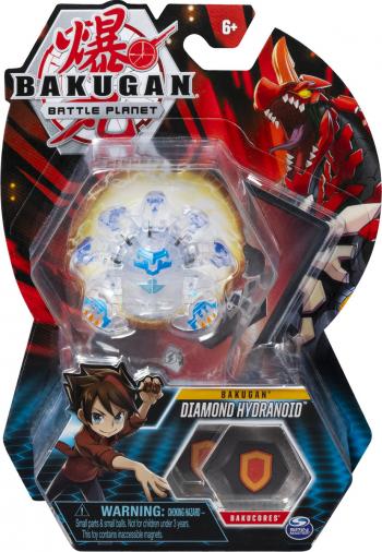 Bakugan Bila Diamond Hydranoid Jucarii