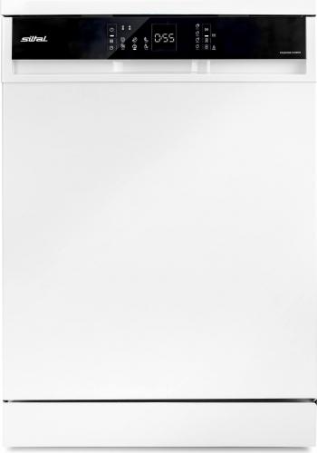 Masina de spalat vase Siltal Passione WG9613 13 seturi Clasa E 6 programe 60 cm Alb