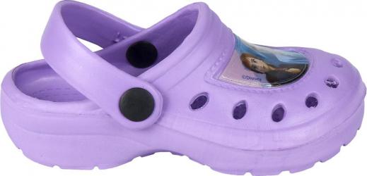 Papuci frozen pentu fete violet marime 22/23 Incaltaminte copii
