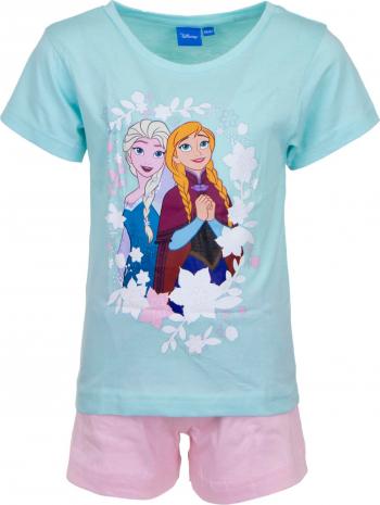 Pijamale scurte fete Frozen II Albastru 2 ani Pijamale