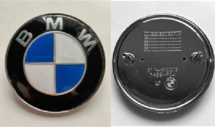 Semn logo emblema portbagaj BMW Elemente caroserie