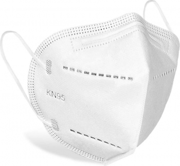 Set 50 bucati Masca de protectie FFP2 KN95 N95 certificat CECOVID-19 Masti chirurgicale si reutilizabile