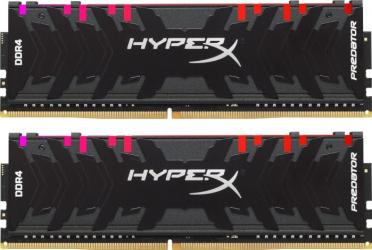 Kit Memorie HyperX Predator RGB 64GB 2x32GB DDR4 3600MHz CL18 Dual Channel
