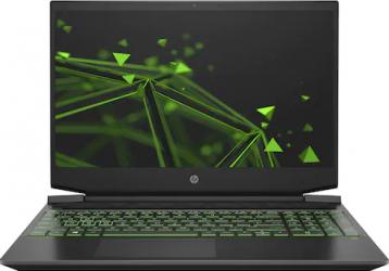 Laptop Gaming HP Pavilion 15-ec1035nq AMD Ryzen 7 4800H 1TB+256GB SSD 16GB GTX 1660Ti 6GB Max Q FullHD Tast. ilum. Black Laptop laptopuri