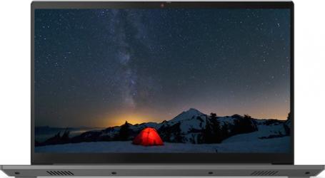 Laptop Lenovo ThinkBook 15 G2 ITL Intel Core (11th Gen) i5-1135G7 512GB SSD 8GB FullHD FPR Tast. ilum. Mineral Grey