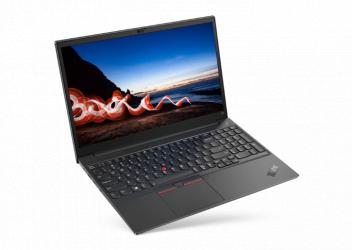Laptop Lenovo ThinkPad E15 G2 Intel Core (11th Gen) i7-1165G7 512GB SSD 16GB Intel Iris Xe FullHD FPR Tast. ilum. Black Laptop laptopuri