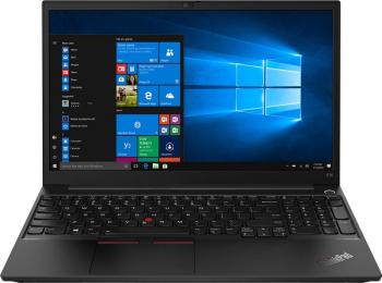 Laptop Lenovo Thinkpad E15 G2 AMD Ryzen 5 4500U 256GB SSD 8GB AMD Radeon Graphics FullHD Win10 Pro T.Ilum. FPR Negru Laptop laptopuri