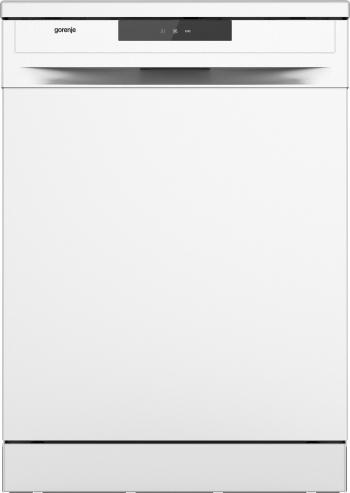 Masina de spalat vase Gorenje GS62040W 13 seturi Clasa E 5 programe Total AquaStop Argintiu