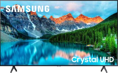 Televizor profesional LED 127cm Samsung BE50T Crystal 4K Ultra HD HDMI USB Negru