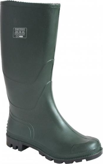 Cizma PVC Wellington 04-FW90 Regular Verde 39 Articole protectia muncii