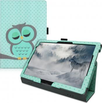 Husa pentru Huawei MediaPad M5 Lite Piele ecologica Multicolor 46782.06