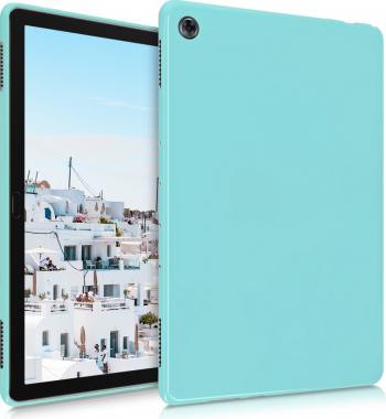 Husa pentru Huawei MediaPad M5 Lite Silicon Verde 52369.71