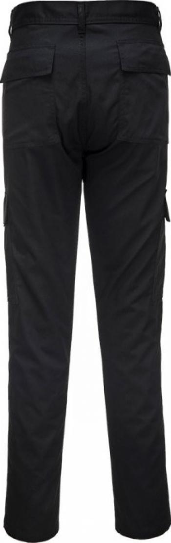 Pantaloni Combat Slim Fit Regular Bleumarin 44