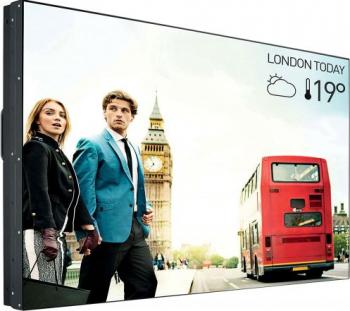Ecran videowall LED 139cm Philips X-Line Full HD 16:9 Negru