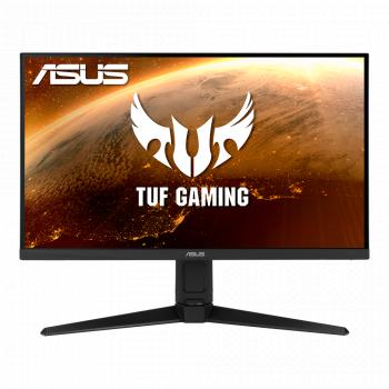 Monitor Gaming LED 27 inch Asus TUF VG27AQL1A WQHD IPS 170Hz G-Sync 1ms sRGB HDR Negru Monitoare LCD LED