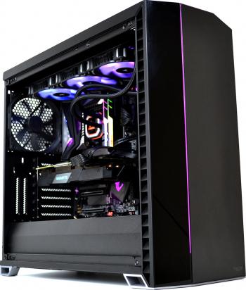 PC Gaming Diaxxa EVO AMD Ryzen 9 5950X 3.4GHz 2TB SSD PCie 4.0 64GB DDR4 GeForce RTX 3090 24GB GDDR6X 384-bit Calculatoare Desktop