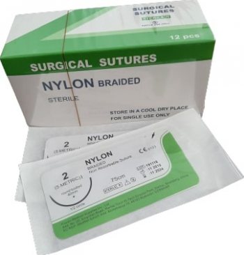 Fire sutura neresorbabile Nylon