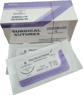 Fire sutura Polyglactine 910-PGLA