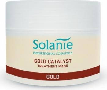 Masca cu aur Solanie Gold Line 250 ml Tratamente, serumuri