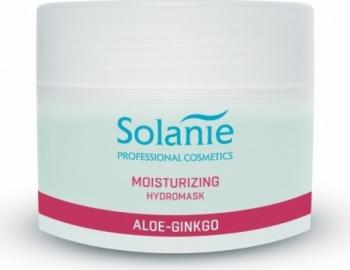 Masca gel hidratanta aloe Solanie Aloe Ginkgo 250 ml Tratamente, serumuri