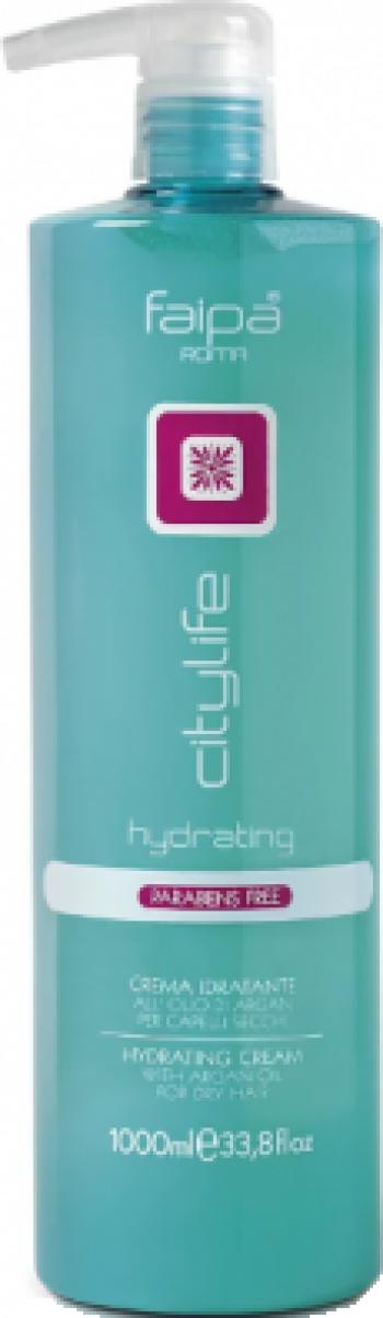 Masca hidratanta cu extract de argan Faipa CityLife Hydrating 1000 ml Masti, exfoliant, tonice