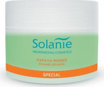 Masca Solanie Special Line gel dinamizanta papaya mango 250 ml Tratamente, serumuri