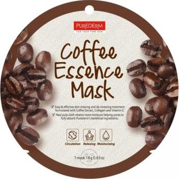 Masca cu extract de cafea Purederm Masti, exfoliant, tonice