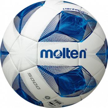 Minge fotbal Molten F5A5000 FIFA QUALITY PRO ACENTEC TEHNOLOGY pentru competitie marime 5 Echipamente sportive si seturi