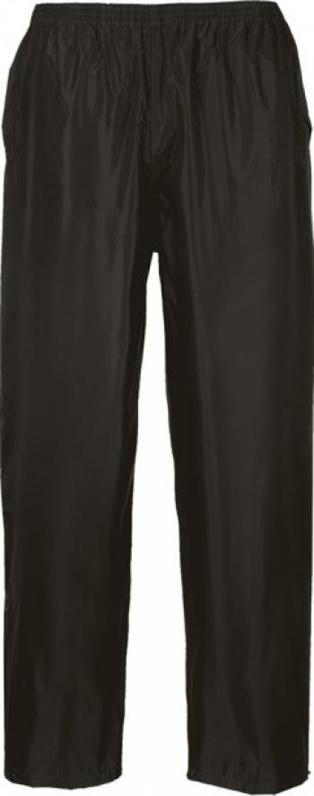 Pantaloni Clasici de Ploaie S Gri Scurt