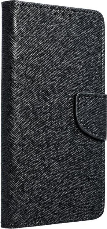 Husa Flip Carte Upzz Fancy Book Compatibila Cu Xiaomi Mi 11 Negru