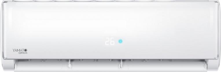 Aparat de aer conditionat Yamato Optimum YW12IH1 12.000 BTU Clasa A++ Inverter WiFi Ready R32 Kit instalare inclus Alb