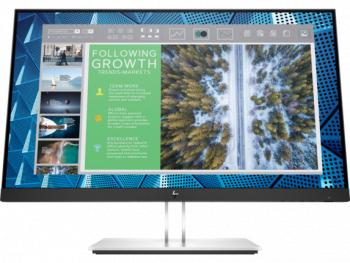 Monitor LED 24 HP E24q G4 QHD 5ms 60Hz IPS Monitoare LCD LED