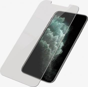 Folie Sticla PanzerGlass pentru iPhone Xs Max/11 Pro Max Negru