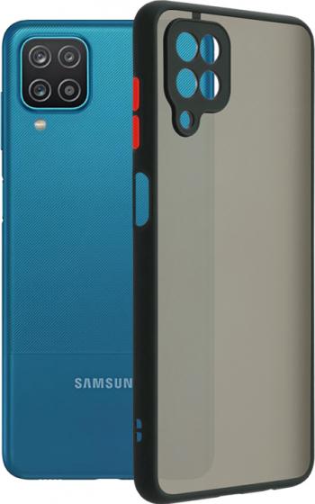 Husa de protectie compatibila cu Samsung Galaxy A12 / M12 Negru