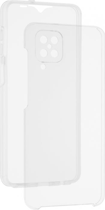 Husa de protectie compatibila cu Samsung Galaxy A12 Transparent
