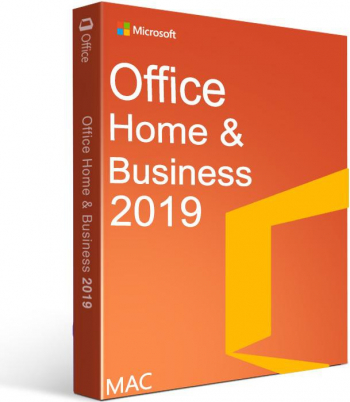 Microsoft Office Home and Business 2019 - Mac OS - 32/64 bit - toate limbile - activare online