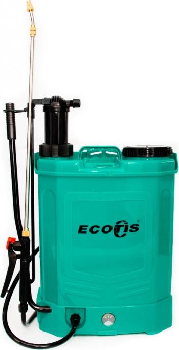 Pompa de stropit 2 in 1 - Electrica si manuala - Ecotis