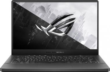 Laptop Gaming ASUS ROG Zephyrus G14 GA401QH AMD Ryzen 7 5800HS 512GB SSD 8GB GTX 1650 4GB FullHD T. ilum. Eclipse Gray