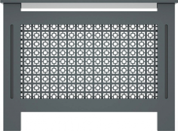 Masca de calorifer din MDF vopsit model 003 1120x828x203 mm antracit Accesorii mobilier