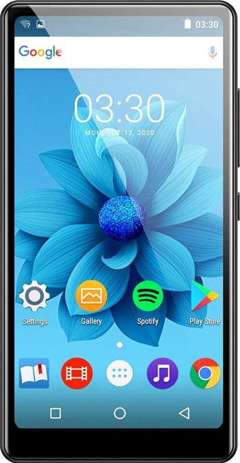 MP4 Player Portabil Agptek ecran 4 inch Android WiFi Bluetooth Negru