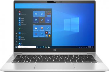 Laptop HP Probook 630 G8 Intel Core (11th Gen) i5-1135G7 256GB SSD 8GB Intel Iris XE FullHD Win10 Pro FPR Argintiu