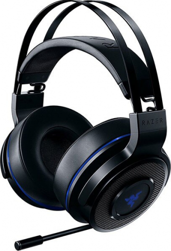 Casti Gaming Wireless RAZER Thresher PS4 / PC stereo multiplatforma USB 3.5mm Resigilat Casti Gaming