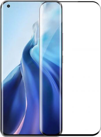 Folie de sticla 3D Full Cover UV Glue pentru Xiaomi MI 11 PRO Mocoll Accesorii Diverse Telefoane